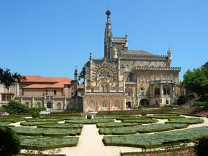 Bussaco Palace / Palácio Hotel do Buçaco