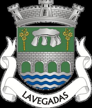 Lavegadas heraldic crest